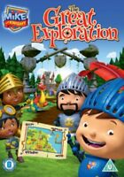 Nuovo Mike The Knight - The Great Exploration DVD