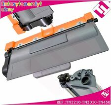 TONER NERO TN2210 TN2010 TN450 COMPATIBILE PER STAMPANTI ICT BROTHER