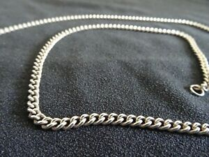 Vintage Sterling silver chain 30 grams