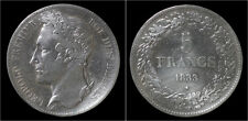 Leopold I 5 frank 1833-pos B