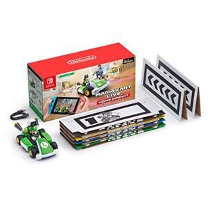 Nintendo Mario Kart Live Home Circuit Luigi Set Nintendo Switch Shipped From JPN