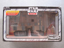Star Wars Sandcrawler ORIGINAL TRILOGY COLLECTION 2004 Hasbro - 26795