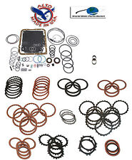 TH700R4 High Performance Rebuild Kit Stage 2 With Alto 3-4 Power Pack 1987-1992