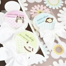 96 Baby Animal Lollipops Personalized Lollipop Baby Shower Birthday Favors