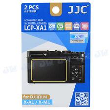 JJC 2X Hard Coating LCD Screen Guard Protector Film For FUJIFILM X-A1 X-A2 X-M1