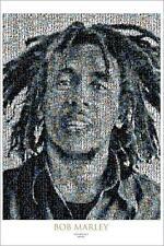 BOB MARLEY MOSAIC LARGE MAXI POSTER LP0815 (R503)