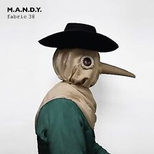 M.A.N.D.Y. -  FABRIC 38 (UK Import CD, 2008, Fabric Records)