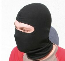 Motorbike Balaclava Black Cotton