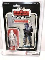 AFA 85 Star Wars 1980 Hoth Snowtrooper ESB 32-back-B (C80 B85 F85) CLEAR NM+