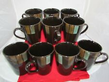 Set of 10 NEW Coffee Cups