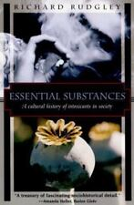 Essential Substances: A Cultural History of Intoxicants in Society (Kodansha