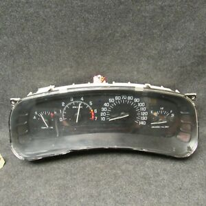 1997 Buick Park Avenue 3.8 Auto Instrument Cluster Gauges Speedo w/ Tach 57310
