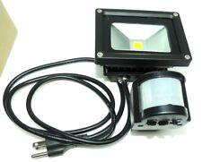TORCHSTAR Motion Sensor LED Light 10W High Power Flood Lights, Waterproof PIR Se
