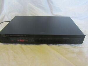 Yamaha T-520 Stereo Tuner Fully Tested