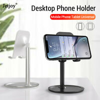 Aluminum Desk Desktop Phone Stand Holder For Cell Phone Tablet iPad Universal