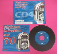 CD Compilation Platinum Collection Anni 70 CD 4 LE ORME NEW TROLLS no lp(C45)