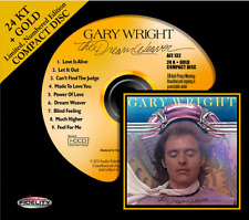 AUDIO FIDELITY CD Gary Wright - The Dream Weaver Gold CD AFZ132