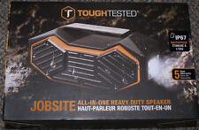 ToughTested (TT-SP45) Jobsite Bluetooth Speaker
