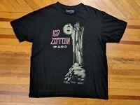 Led Zeppelin Lantern Man ZOSO Symbols Graphic Classic Rock Band Shirt