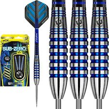 24g Winmau Sub-Zero 80% Tungsten Darts, Prism Force Shafts & Alpha Flights