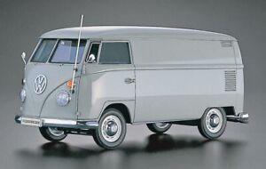 Hasegawa Model kit 1/24 Volkswagen Type 2 Delivery Van 1967