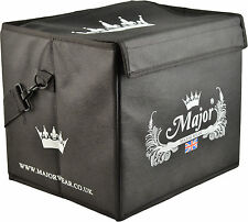 Black Hat Box Bag - Foldable