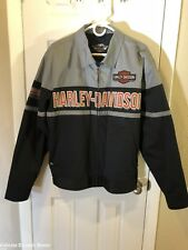 Harley Davidson Pre-Luxe light duty motorcycle riding jacket, Large