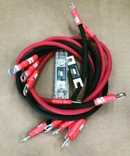 Jeep Grand Cherokee Battery Cable Upgrade, WJ I6