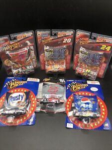 1/64 NASCAR 6 car diecast lot Dale Earnhardt Jr Winners Circle Pepsi 1 20 24 2