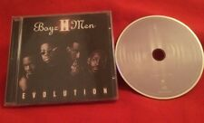BOYS II MEN ÉVOLUTION CD