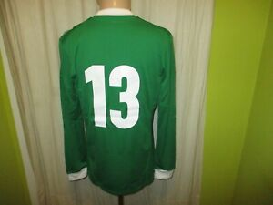 """Germany """" DFB """" adidas Formation Long Sleeve Matchworn Jersey 2012+ Nr.13 Size M"""