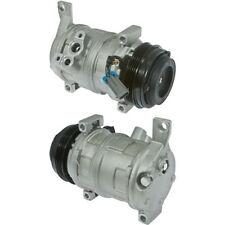 A/C Compressor Omega Environmental 20-21711-AM
