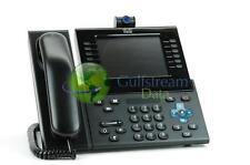 Cisco CP-9971-CL-K9 Unified IP Phone Endpoint Slimline Handset CP-CAM-C VoIP