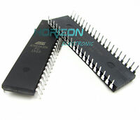 5PCS ATMEGA32A-PU MCU AVR 32K FLASH 16MHZ 40-PDIP ATMEL NEW HIGH QUALITY
