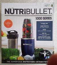 NUTRiBULLET Pro 1000 Series Extractor Blender 9 -piece set, 0.93 L, 1000 W