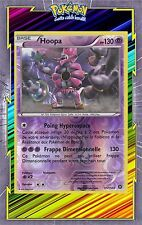 🌈Hoopa Reverse-XY11:Offensive Vapeur-51/114-Carte Pokemon Neuve Française