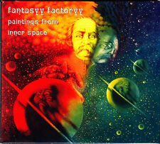 FANTASYY FACTORYY painting from inner space digi CD NEU