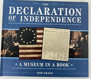 The Declaration Of Independence A Museum in a Box Hardcover