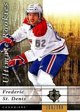 2011-12 UD Ultimate Collection #81 Frederic St. Denis