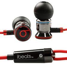 USA SELLER-Original Beats by Dre iBeats In Ear Headphones Earphones-Bulk