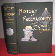 1896 FREEMASONRY history MYTHOLOGY CRUSADES OCCULT MASONIC KNIGHTS TEMPLAR DORE