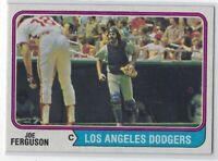 1974 TOPPS JOE FERGUSON #86 LOS ANGELES DODGERS NICE L@@K