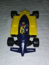 1987 Kenner M.A.S.K Goliath Race Car and Matt Trakker Figure with Mask