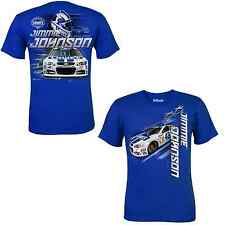 Jimmie Johnson Chase Authentics #48 Lowe's Drive Blue Tee FREE SHIP!