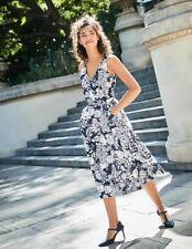 Boden Vanda Broderie Dress Size Uk12l Sa170 AA 04