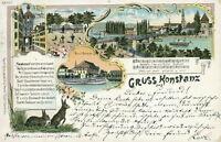 Ansichtskarte Konstanz 1898 (Nr.759)