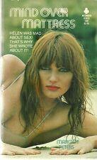 Mind Over Mattress  Margot Peters GGA Adult 1982 Vintage Midwood Near Fine