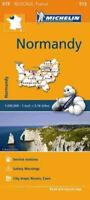 Normandy - Michelin Regional Map 513 Map 9782067209657 | Brand New