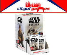 Star Wars Destiny TCDG Convergence Booster Display Brand New