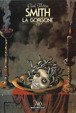 RARE EO NÉO N° 175 + CLARK ASHTON SMITH + JEAN-MICHEL NICOLLET : LA GORGONE